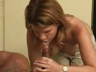 Sex with soccer mom Soccer mom takes on a big black cock