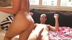 anal fucking brunette german babe