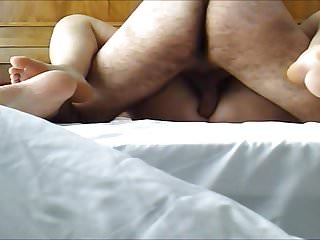 Hidden hotel caqmera sex - Italian wife in an hotel room has a sex session