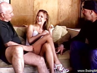 Adult love swings - Horny wife loves to swing