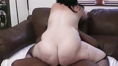 hot mature ass take huge bbc