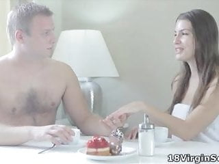 Best small tits sites - Sexy marina sites with her man enjoying coffee and imagining