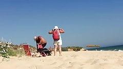meet at the beach