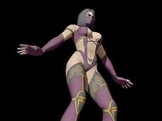 Mk mileena hentai Mmd mileena sexy hip dance