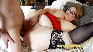 My first anal school teacher with huge tits