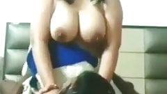 Indian fatty mom