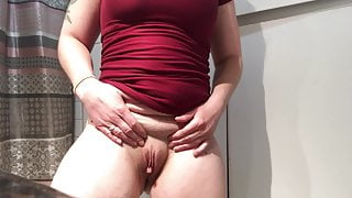 Sister In Law Spreads Pussy & Shakes Her Amazing Ass