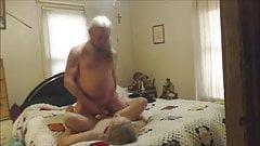 Old American Grandpa Fucks Grandma