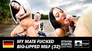 Fat AshleyCumstar joins for a fuck date! StevenShame.dating