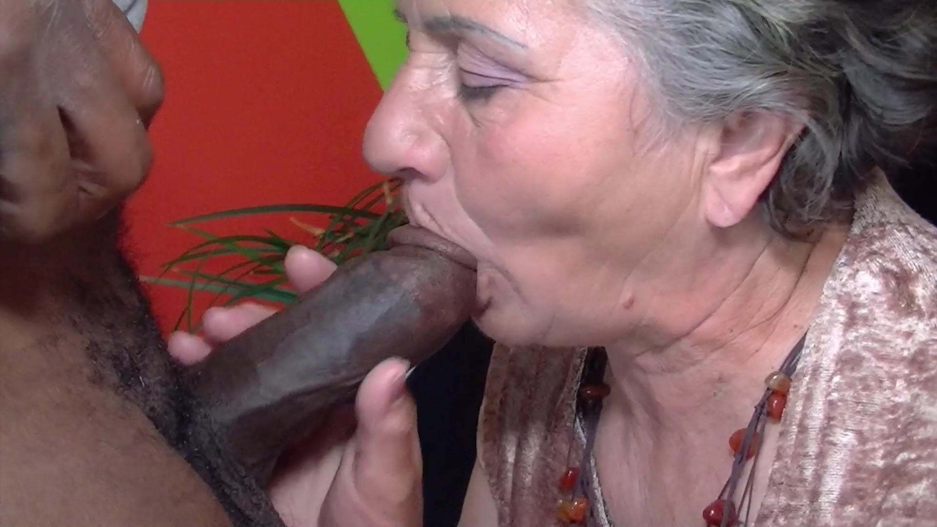 Old Granny Cock