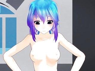 Aoki devon nude - Mmd aoki lapis: crazy wip model test