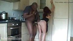 Blacked: White Whore Wife Having Multiple Orgasms