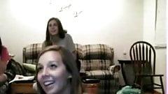 Girls flashing