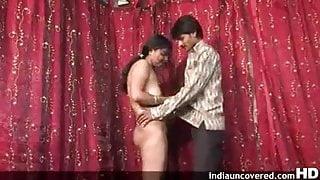 Indian amateur couple fucking