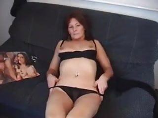 Inka older mature - Older mature slut spreads pussy gets fucked