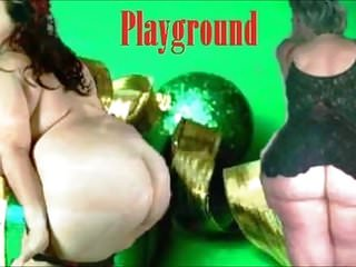 Fat ass ghetto pussy - Big bootys ms.diva playing, fucking and popping her fat ass