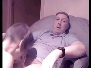 Free gay skinhead porn - Young skinhead girl sucking off an old guy