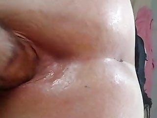 Both holes well fisted