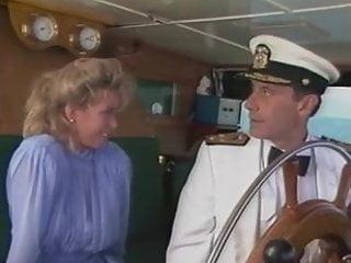 John leslie 70 s porn actor Candy evans and john leslie on a boat....
