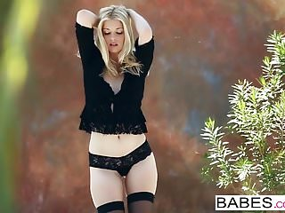 Facial peels from Babes - peel and reveal starring charlotte stokely clip