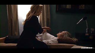 Jennifer Korbin and Alice Haig in The Love Machine