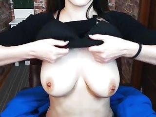 Teen qualities - Busty shy cam-slut low quality