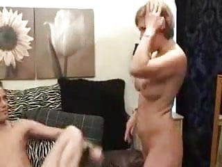Sexy mother in law sucks - Mother in law gets laid with boy