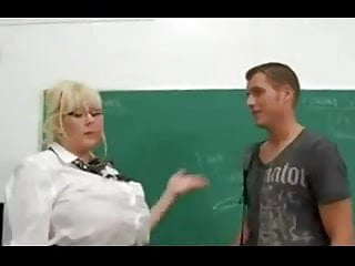 My first teacher mature - First teacher