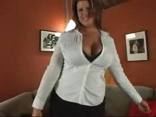 Sexy gray haired woman - Sexy thick brown haired woman