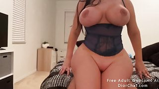 I fucked my crazy wife and her big ass