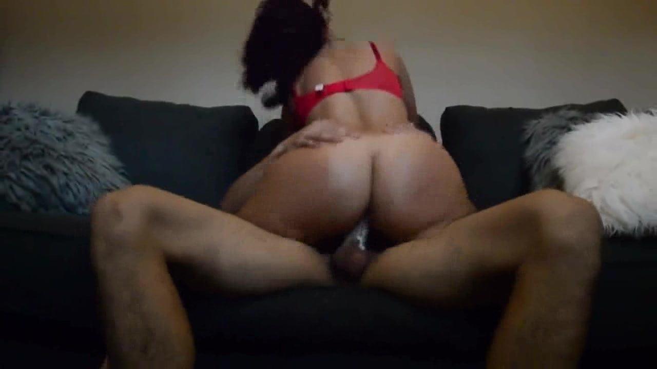 Big Booty Blonde Riding