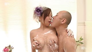 Chihiro Akino:: The Story Of Luxury Spa Lady 1 - CARIBBEANCO