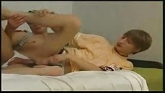 two young men fuck bb  very hot