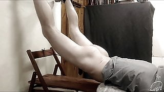 Men's day 5 – otk and caning