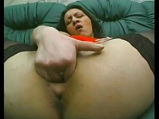 Boy dick title object object Slut fucks her big cunt with various objects