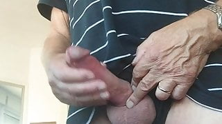 a little play on the dick