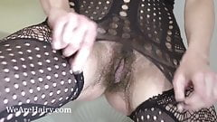 Hairy Bush Girl Nimmy solo
