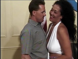 Black girls giving wet blowjob tube - B-cup black chick gives toned dude long wet blowjob and gets fucked