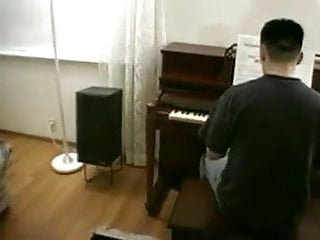 Man teaches cock sucking stories Jamie monroe horny teaching piano and cock sucking lessons