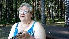 Irina in the Urals