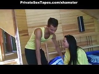 Ice tea coco sex tape - Wake up your gf with hot tea morning sex
