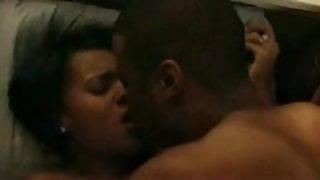 Kerry Washington - topless sex scene (M&C)