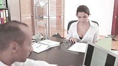 babes - office obsession - valentina nappi and tony brooklyn