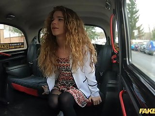 Latina spice fuck Fake taxi - teen angel sabrina spice fucked by a taxi driver