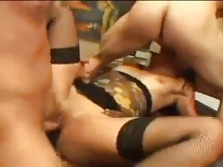 Double pussy video Double pussy penetration for saskiaaaa by smoker58