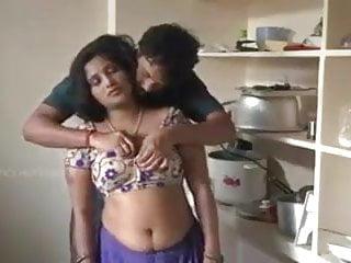 Desi Aunty Romance With Friend