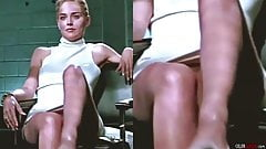 Basic Instinct Enhanced Pussy Scene