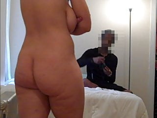 Private voyeur photos Real amateur curvy pawg posing for private photo shoot