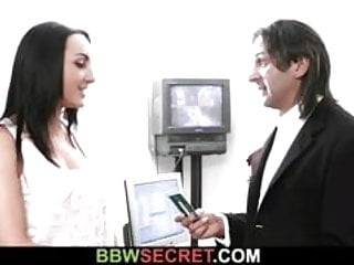 Fat ass big tits ebony Married boss seduces his fat ebony secretary