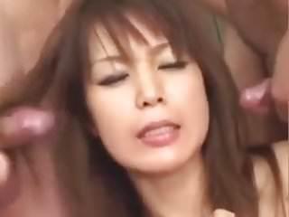 Japanese bukkake teacher Ppp 079 japanese bukkake cum-in-mouth cum-wash uncensored